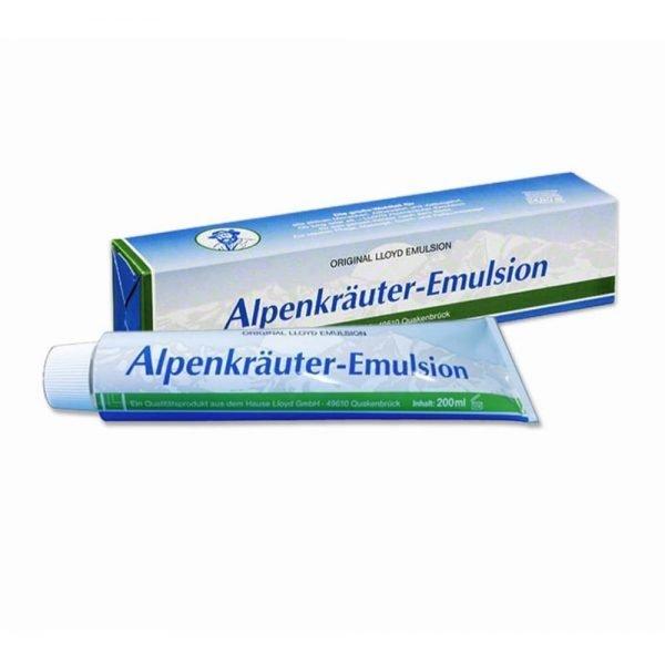 alpska krema alpenkrauter